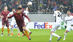 Europa League: Astra-Roma: Roma già qualificata e piena di ragazzini