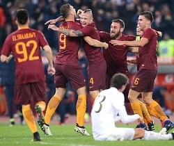 Roma-Milan: Nainggolan ci dà la vittoria