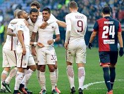 Genoa-Roma: si vince su un campo difficilissimo