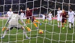 Roma-Fiorentina: Dzeko apre le danze...