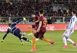 Pascara-Roma: 4 gol fatti e la solita marea mangiata...