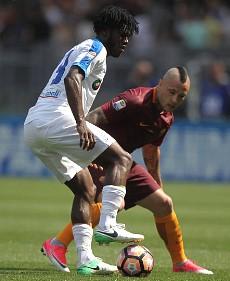 Roma-Atalanta: una Roma stanca gioca solo 20 minuti del secondo tempo... Troppo poco!