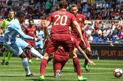 Roma-Lazio: Roma cotta, vince una Lazio ordinata e contropiedista