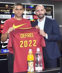 Monchi presenta Defrel