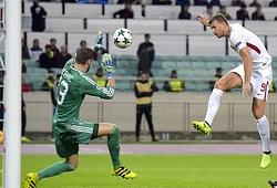 Champions, Qarabag-Roma: vittoria sofferta