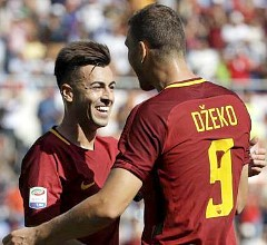 Roma-Udinese: Dzeko e El Shaarawy ci portano ad una facile vittoria