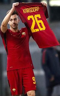 Roma-Bologna: gran gol di El Shaarawy con dedica allo sfortunato Karsdorp