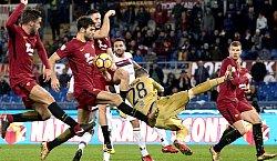 Roma-Cagliari: Fazio ci regala i tre punti
