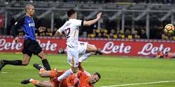 Inter-Roma: El Shaarawy segna, ma non basta per vincere...