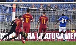 Roma-Samp: non si vince da 7 partite consecutive, addirittura oggi si perde