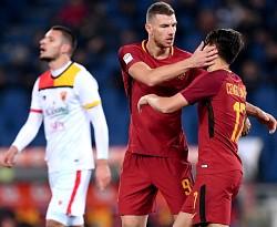 Roma-Benevento: Ünder show!