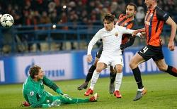 Champions League, Shakhtar-Roma: non basta il gol di Under