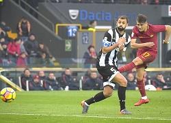 Udinese-Roma: Under sblocca la partita