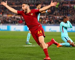 Champions League: Roma 3 - Barcellona 0
