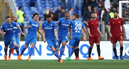Roma-Fiorentina: non segniamo neanche con le mani