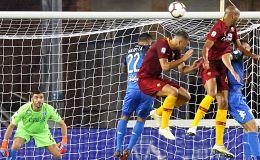 Empoli-Roma: Nzonzi sale in cielo e sblocca la partita