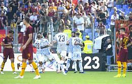 Roma-Spal: prestazione vergognosa della Roma!