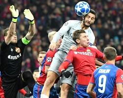 CSKA-Roma: Manolas la sblocca subito!