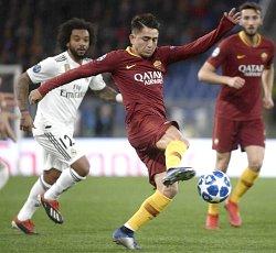 Champions, Roma-Real Madrid: Under