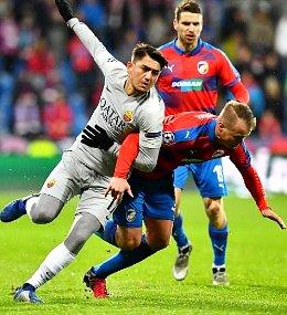 Champions, Plzen-Roma: partita inutile e giocata contro voglia