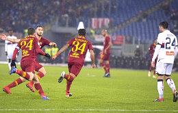 Roma-Genoa: si vince soffrendo