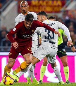 Roma-Inter: rigore inspiegabilmente non dato alla Roma