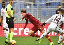 Roma-Torino: la sblocca Zaniolo