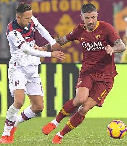 Roma-Bologna: partita orrida, ma vinta