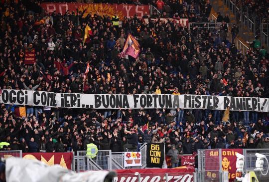 Roma-Empoli: ritorno con vittoria per Ranieri